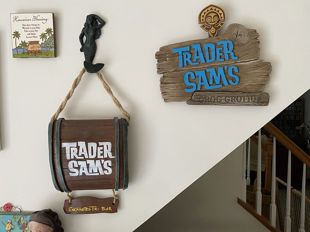 Trader Sam's Art