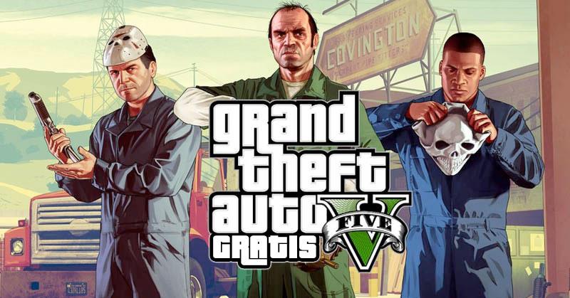 Epic Games Gratiskan GTA V, Buruan Klaim!