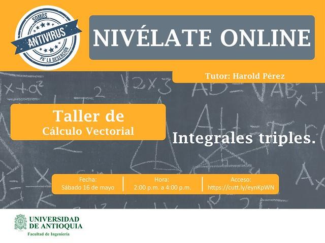 Nivélate Online