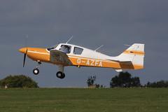 G-AZFA Beagle B121-150 [B143]  Sywell 310819