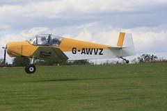 G-AWVZ Jodel D112 [898] Sywell 010919