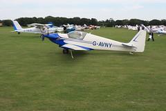 G-AVNY Sportavia-Putzer RF-4D [4029] Sywell 300819