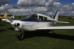 G-ATON Piper PA-28-140 [28-21654] Sywell 010919