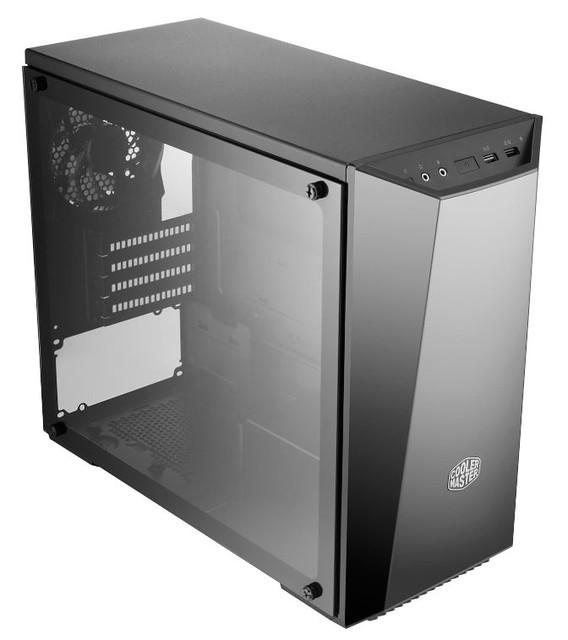 Cooler Master MasterBox Lite 3.1 TG - Boîtier PC Cooler Master