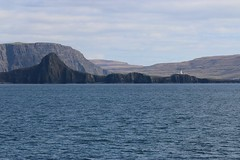 Neist Point taken from the MPV Hirta