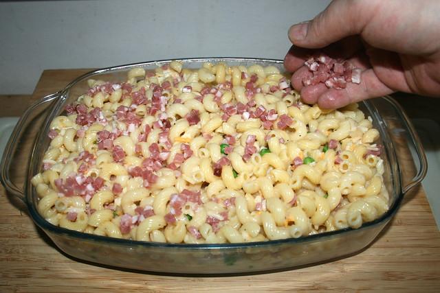 17 - Speckwürfeln hinzufügen / Add diced bacon