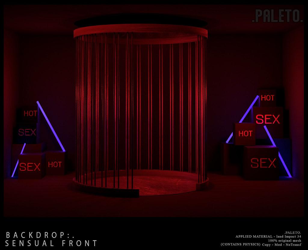 .PALETO.Backdrop:.Sensual Front