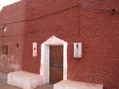 Timimoun. Argelia