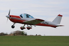 G-AZRA K&S SA102-5 [PFA1393] Sywell 300819 (2)