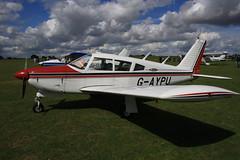 G-AYPU Piper PA-28R-200 [28R-7135005] Sywell 010919