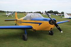 G-AVAW Rollason Condor D62C [RAE617] Sywell 300819