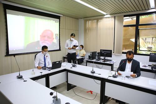 7ª Reunião Ordinária - Comissão de Desenvolvimento Econômico, Transporte e Sistema Viário