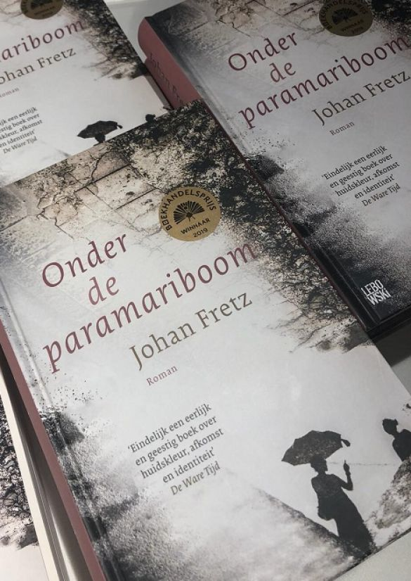 JohanFretzOnderDeParamariboom