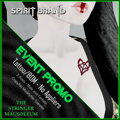 The Stringer Mausoleum - E - Spirit Brand
