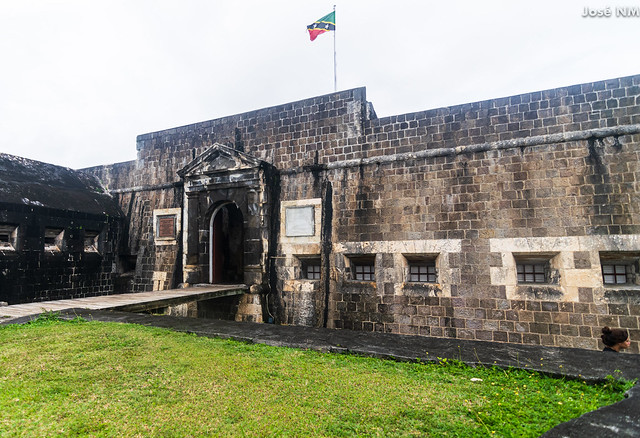 Enterance to the Fort