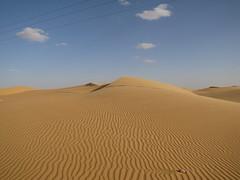 Gran Erg Occidental. Argelia