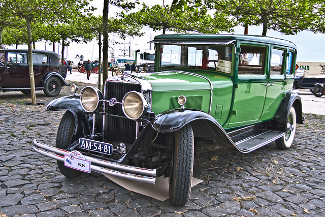 LaSalle Sedan 1929 (5913)