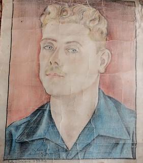 Giulio Salvati, ritratto