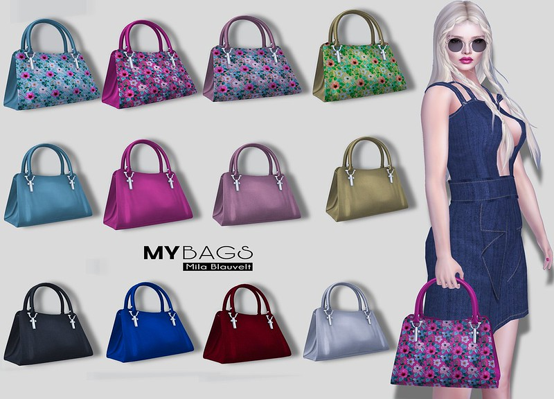 MY BAGS by Mila Blauvelt My BEATRIZ