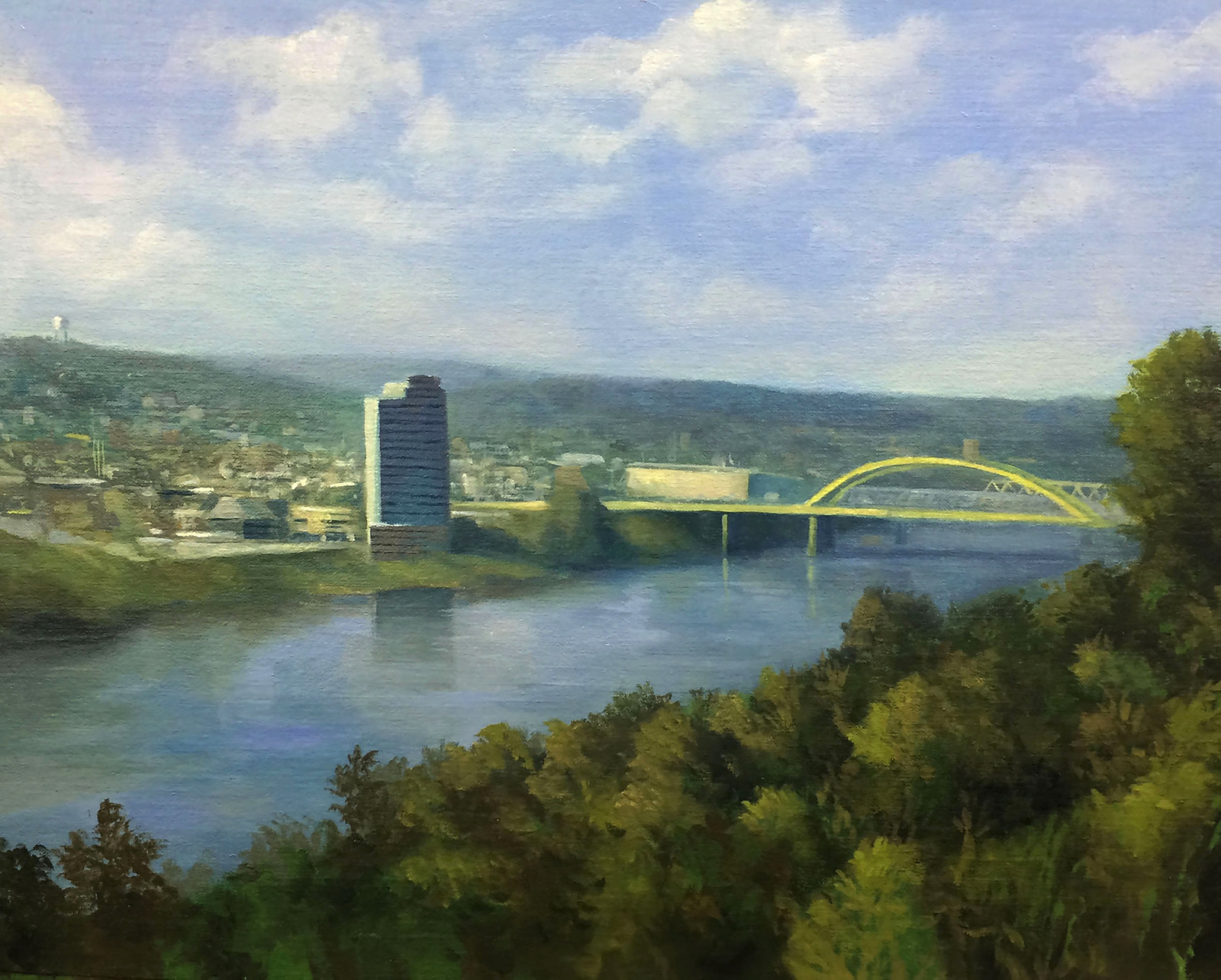 26th Annual The View Juried Landscape Exhibition