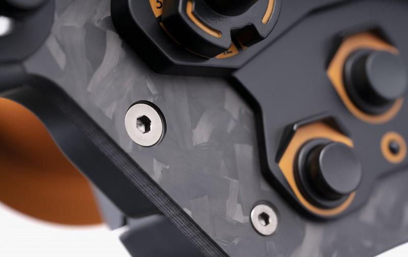 Unique Forged Carbon