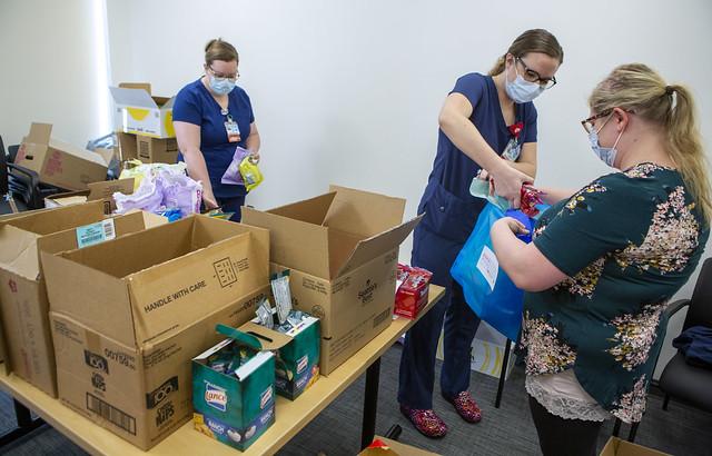 2020 National Nurses Week celebration - Milton S. Hershey Medical Center