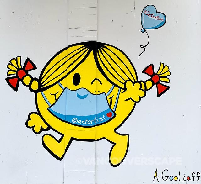 Gastown COVID-19 murals-5