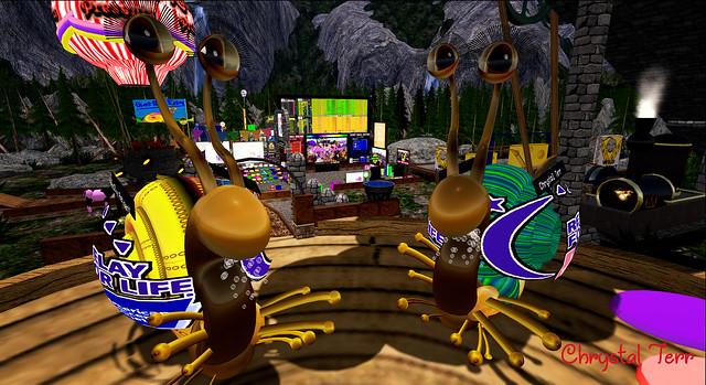Giant-Snail-Races