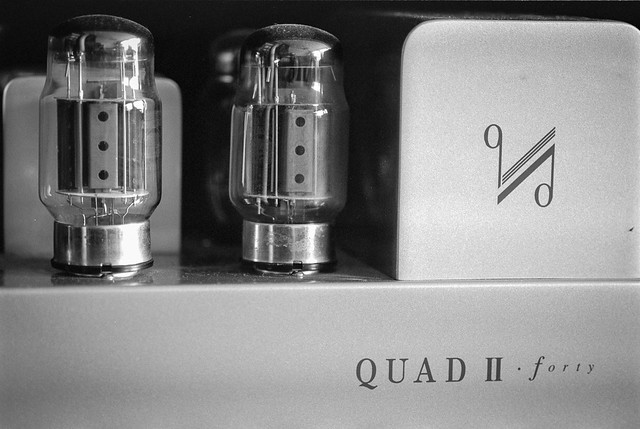 Quad Power Amp