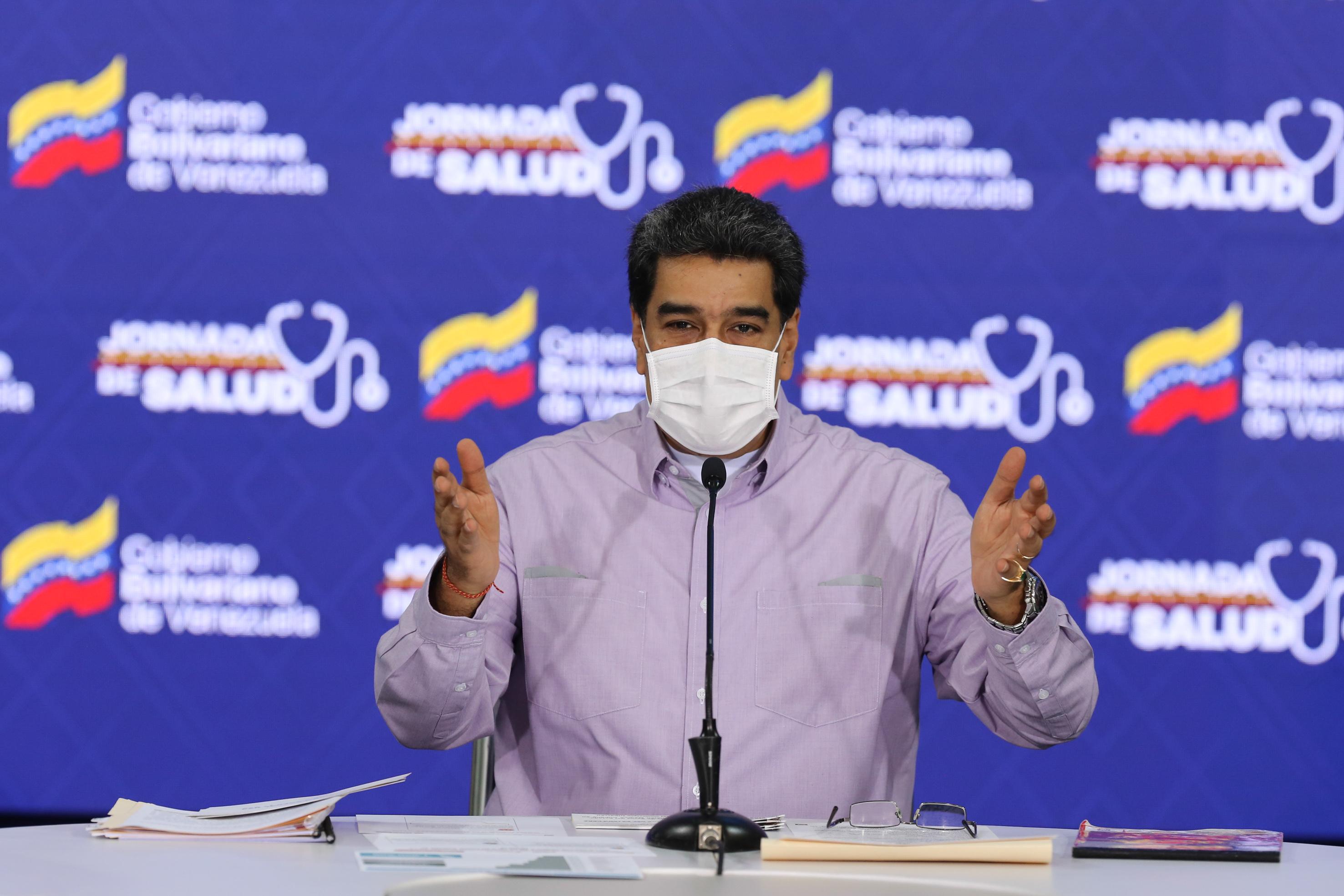 Venezuela recibe felicitación de la OMS por su lucha contra el Covid-19