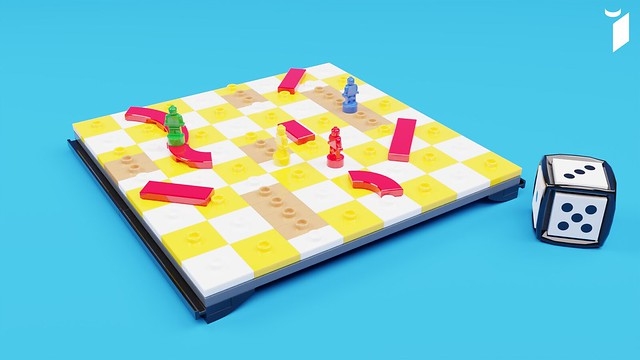 Lego IDEAS The Game Box