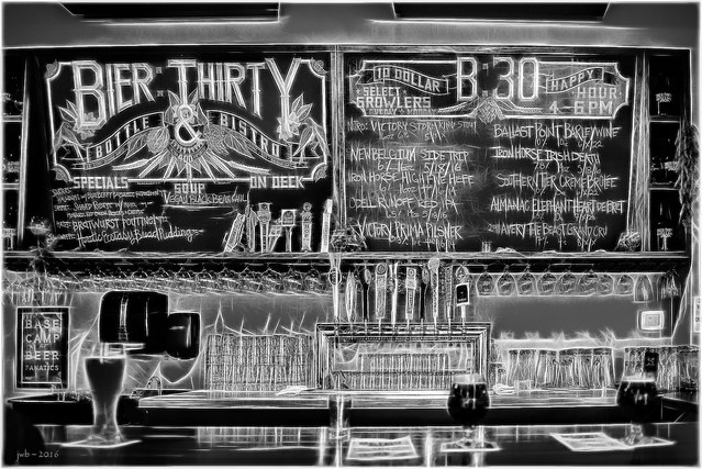 What's On Tap - Bier:Thirty Boise Idaho - 2016