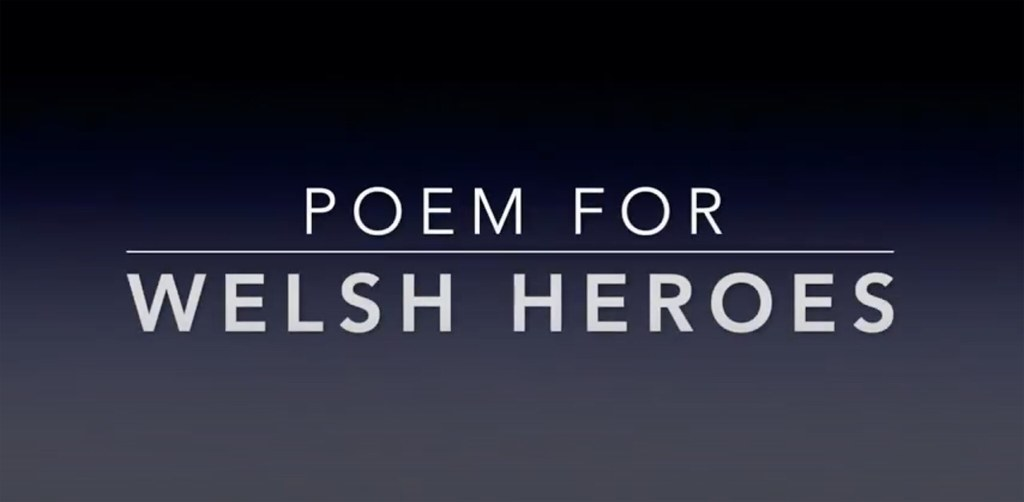 A poem for our heroes