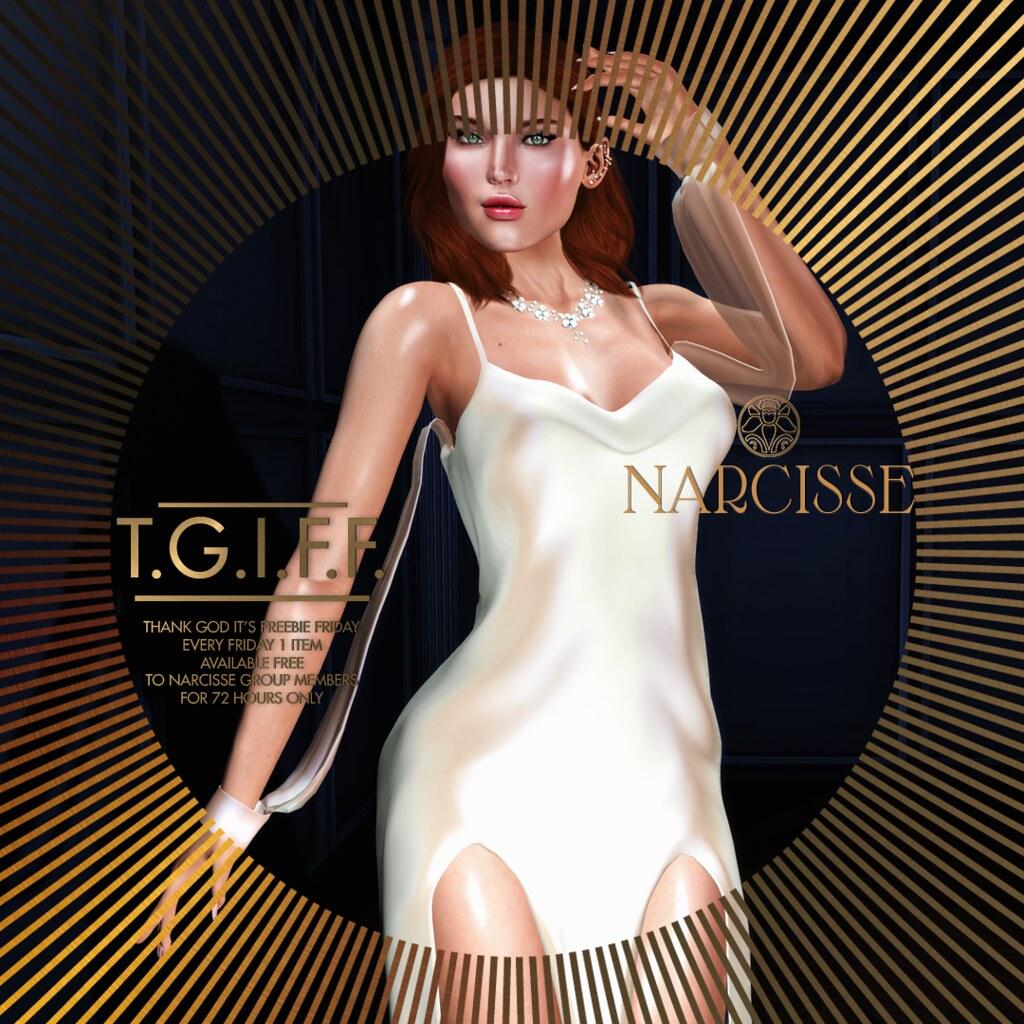 -Narcisse- TGI Freebie Friday