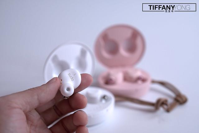 Sudio Fem White Earbuds