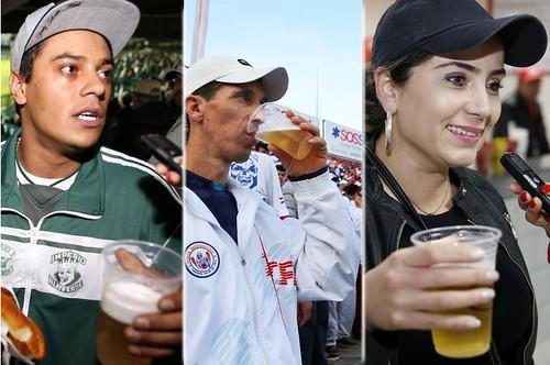 Especial Bebida nos Estádios