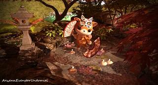 The Littlest Kitsune *Contest Entry*