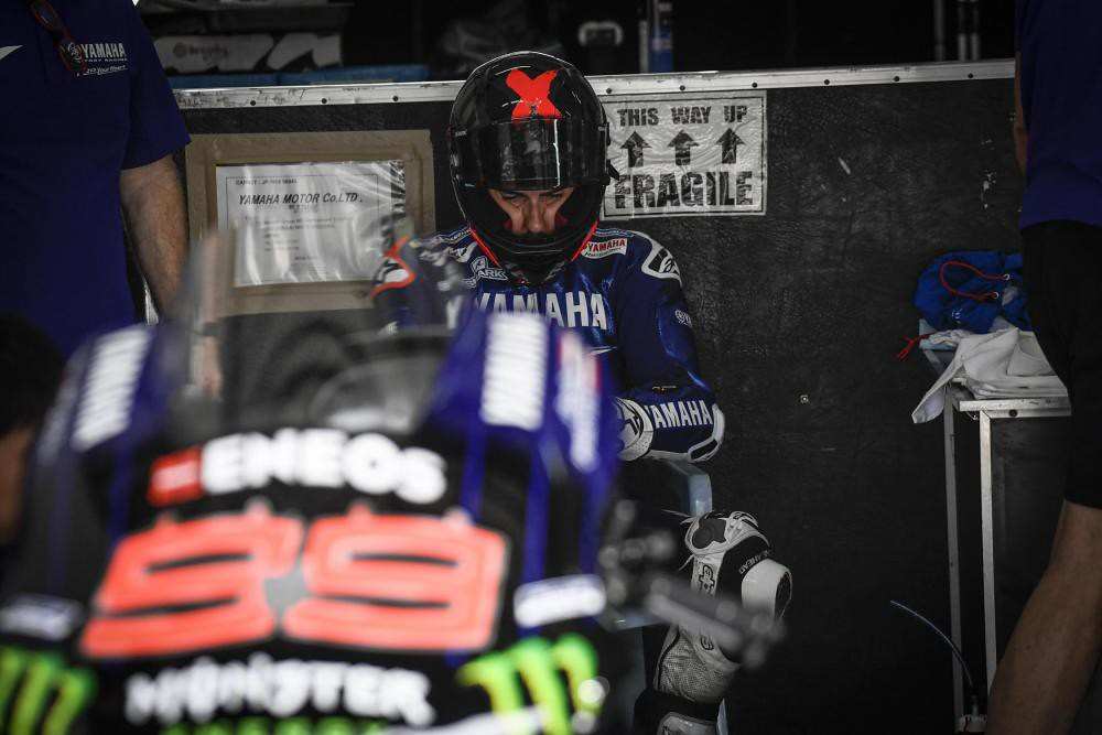 Lorenzo Monster Energy Yamaha