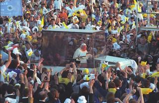 Pielgrzymki papieża Jana Pawła II do regionu