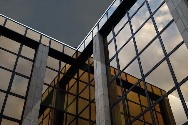business building