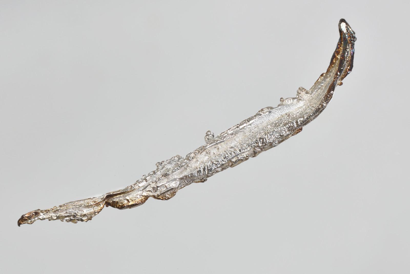 自然銀 / Native Silver