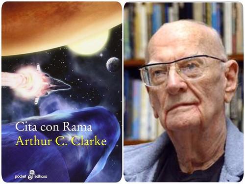 """""""CITA CON RAMA"""" de Arthur C. Clarke"""