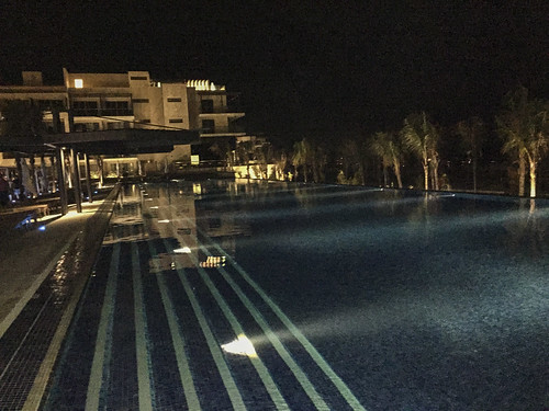 View at breakfast, Royalton Riviera Cancun Resort & Spa, Mexico
