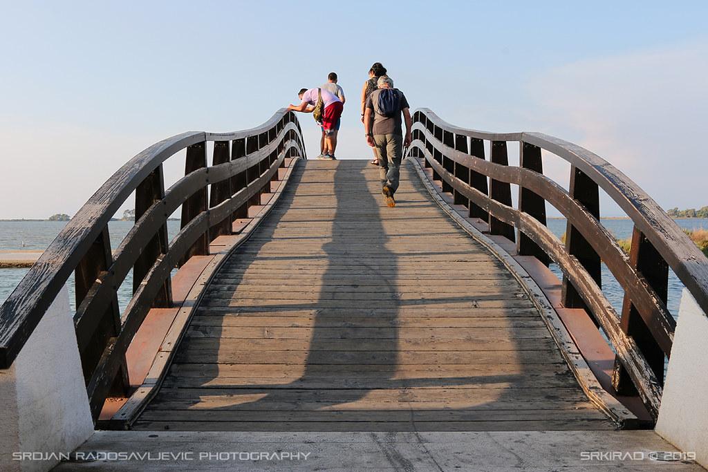 Lefkada wooden bridge 2