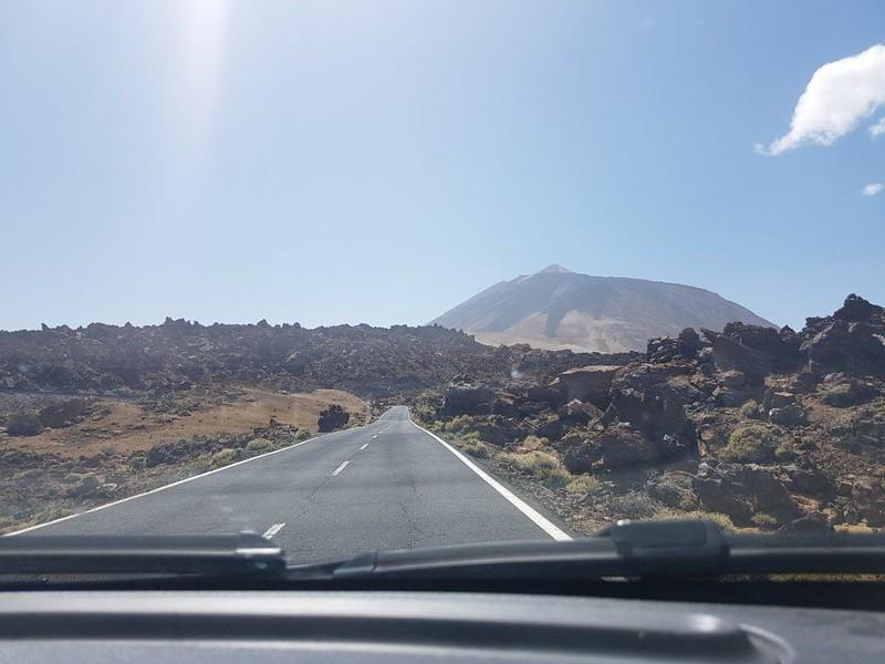 Subir al Teide, Tenerife