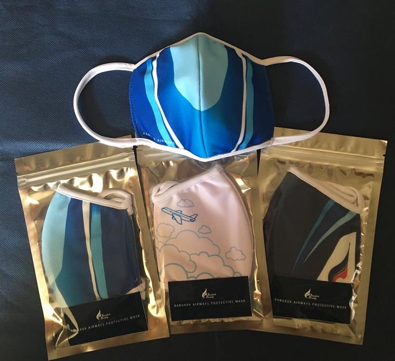 バンコクエアウェイズオリジナルマスク Bangkok airways original mask on sale