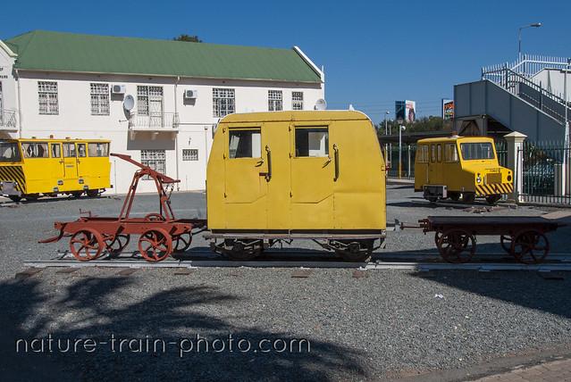 Station Windhoek / Namibia