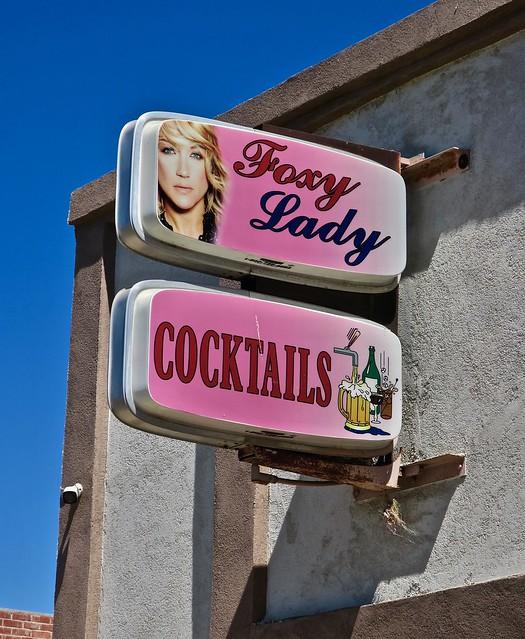 Foxy Lady, Shafter, CA
