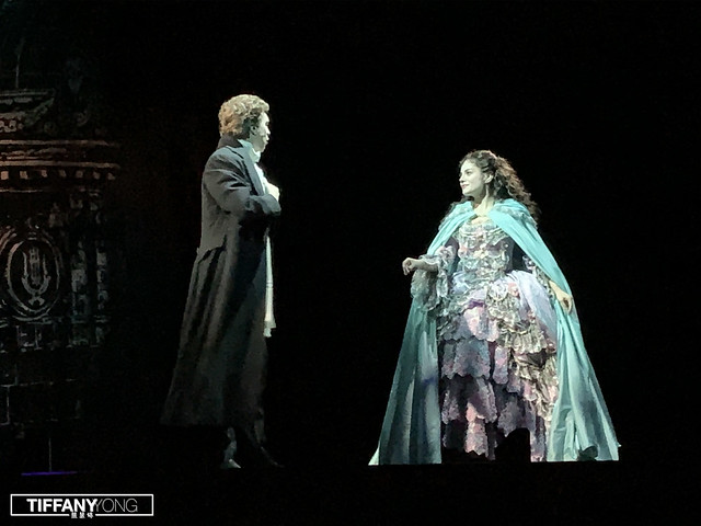 The Phantom of the Opera Raoul Christine