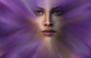 "Madamnesia_digital artist ""Andromeda"""